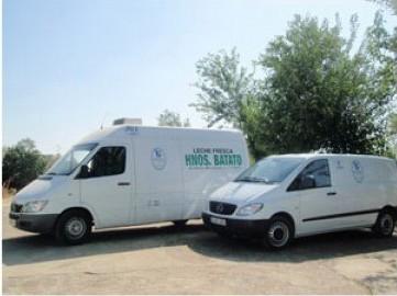 Distribuidora de leche Huelva